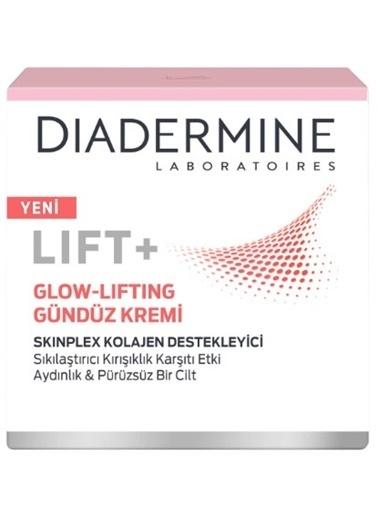Diadermine Diadermine Lift+ Daily Yaşlanma Karşıtı Gündüz Kremi 50 Ml Renksiz